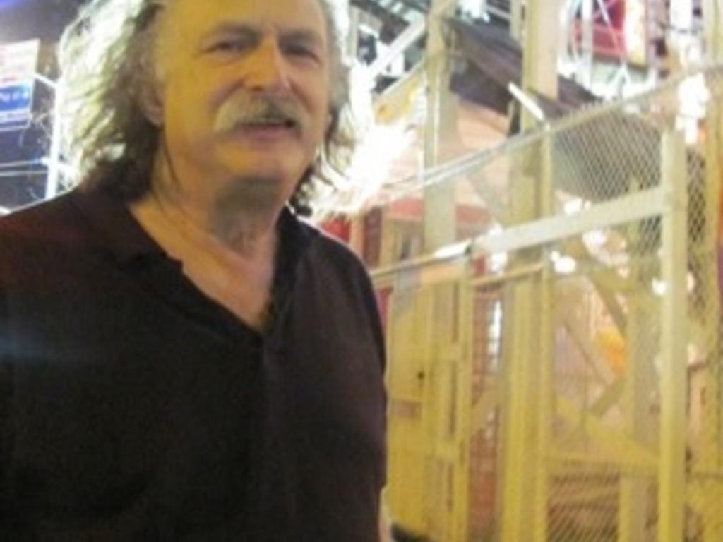 Gottschalk's Last Dance: recording by guitarist Steve Blum's video poster