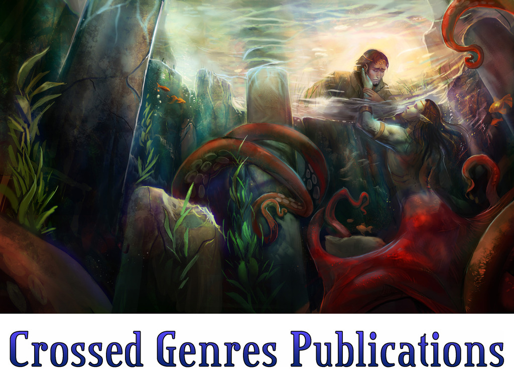 Crossed Genres Publications: over a year of indie publishing's video poster