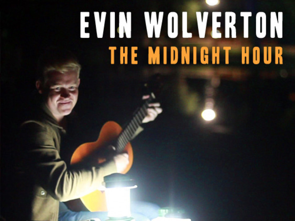 "Evin Wolverton's Debut EP, ""The Midnight Hour""'s video poster"