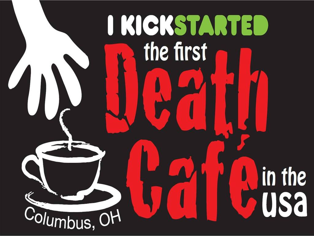 The first Death Café in the USA's video poster