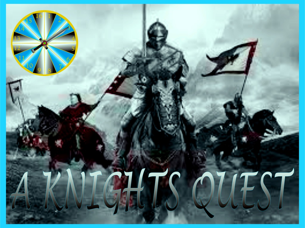 """"""" A Knights Quest """" (Canceled)'s video poster"""
