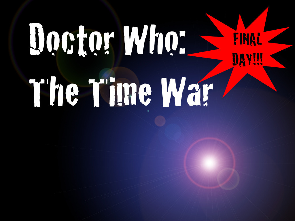 Doctor Who: The Time War Student Film's video poster