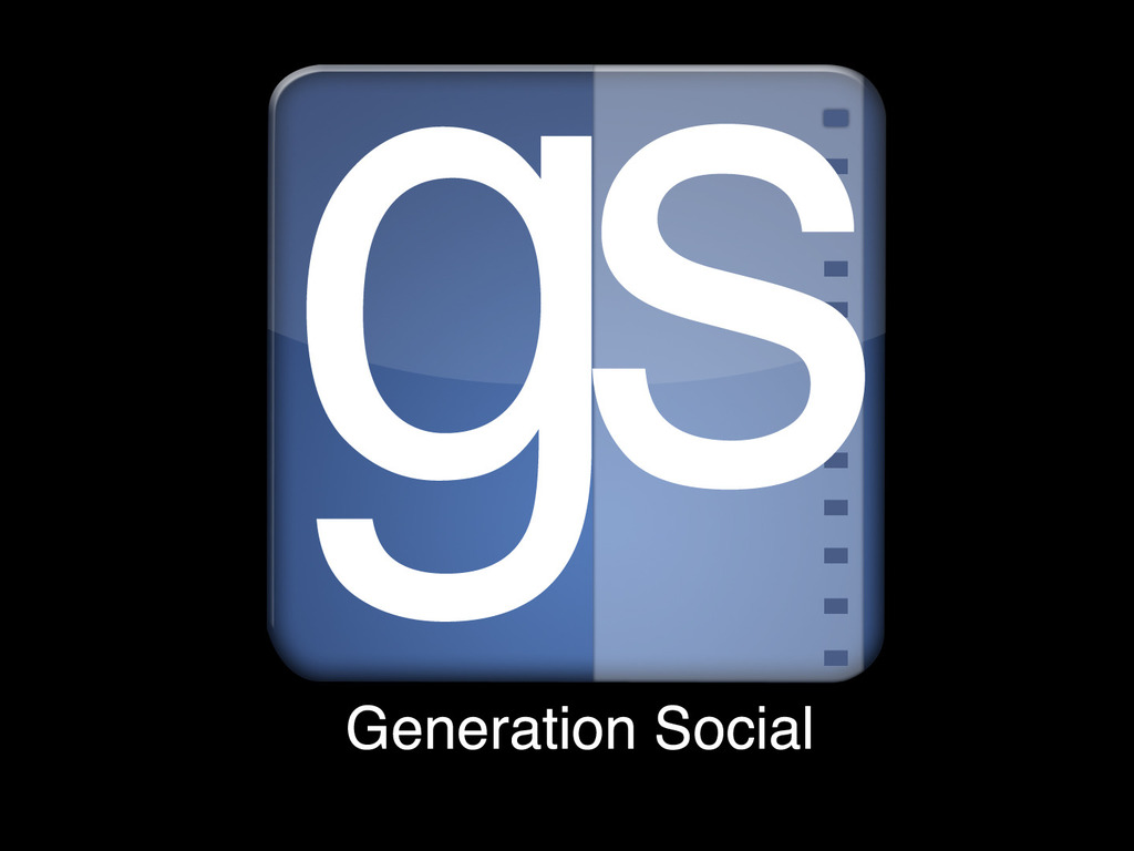 Generation Social: A Documentary Film's video poster