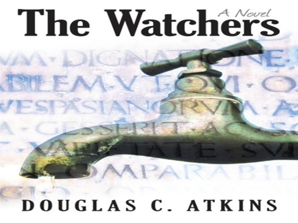 Publicity for The Watchers's video poster