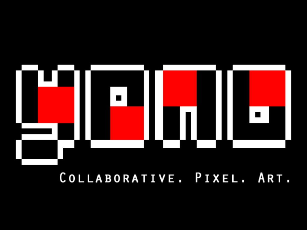 Yono: A Collaborative Pixel-Art Project's video poster