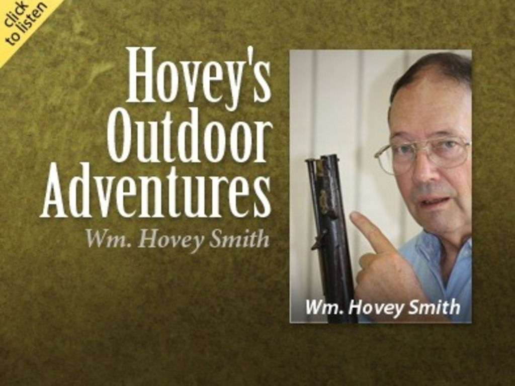 Professionalize Hovey's Outdoor Adventures podcast's video poster