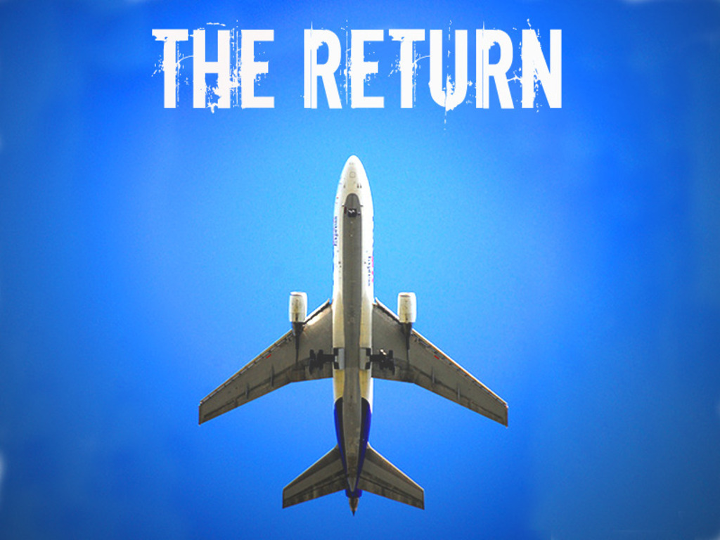 Costa Rican feature film: The Return's video poster