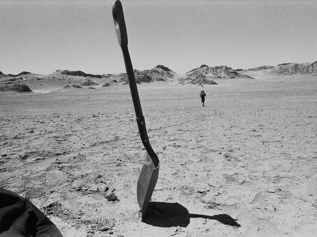 Flowers in The Desert: The Search for Chile's Disappeared's video poster
