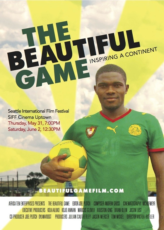 The Beautiful Game 2012