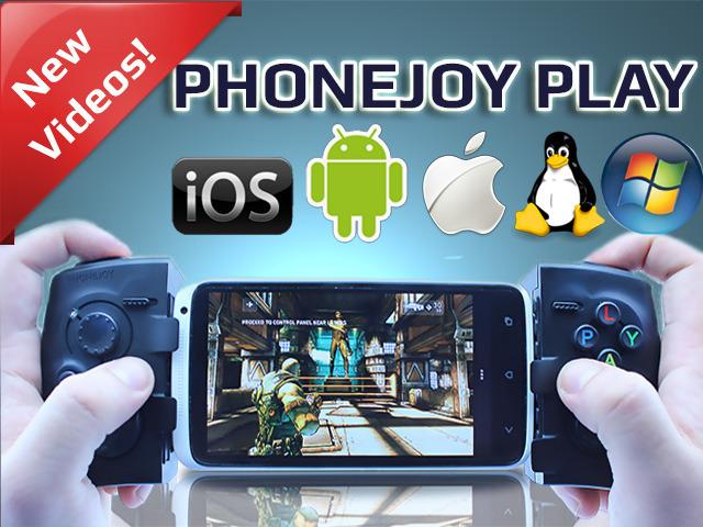 PhoneJoy - новое - хорошо забытое старое