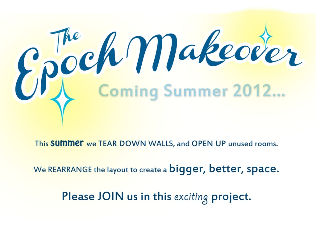 The Epoch Makeover's video poster