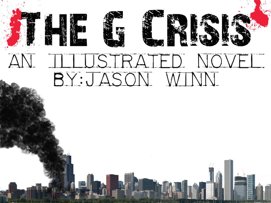 The G Crisis - An Illustrated Novel's video poster