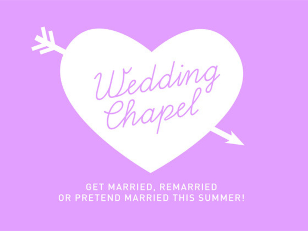 Wedding Chapel's video poster