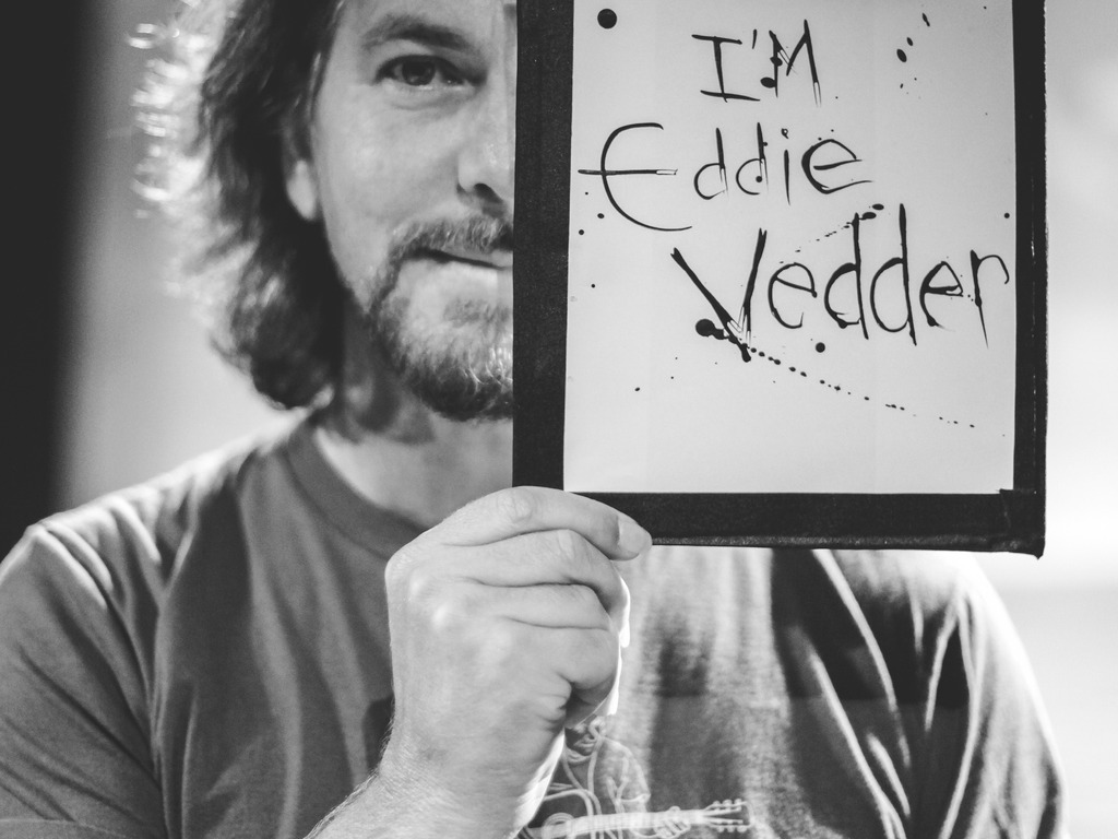 I Want To Take A Portrait Of Eddie Vedder - The Book!'s video poster