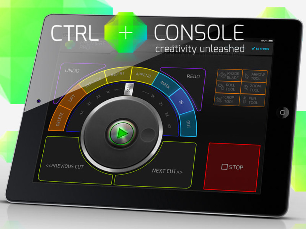 CTRL+Console: creativity unleashed's video poster
