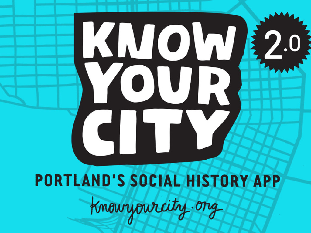 Know Your City: Portland's Social History App 2.0!'s video poster