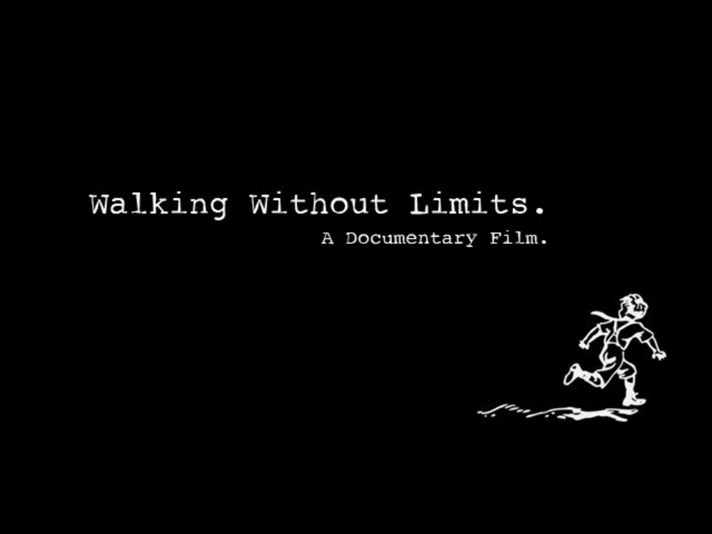 Walking Without Limits: A documentary film's video poster