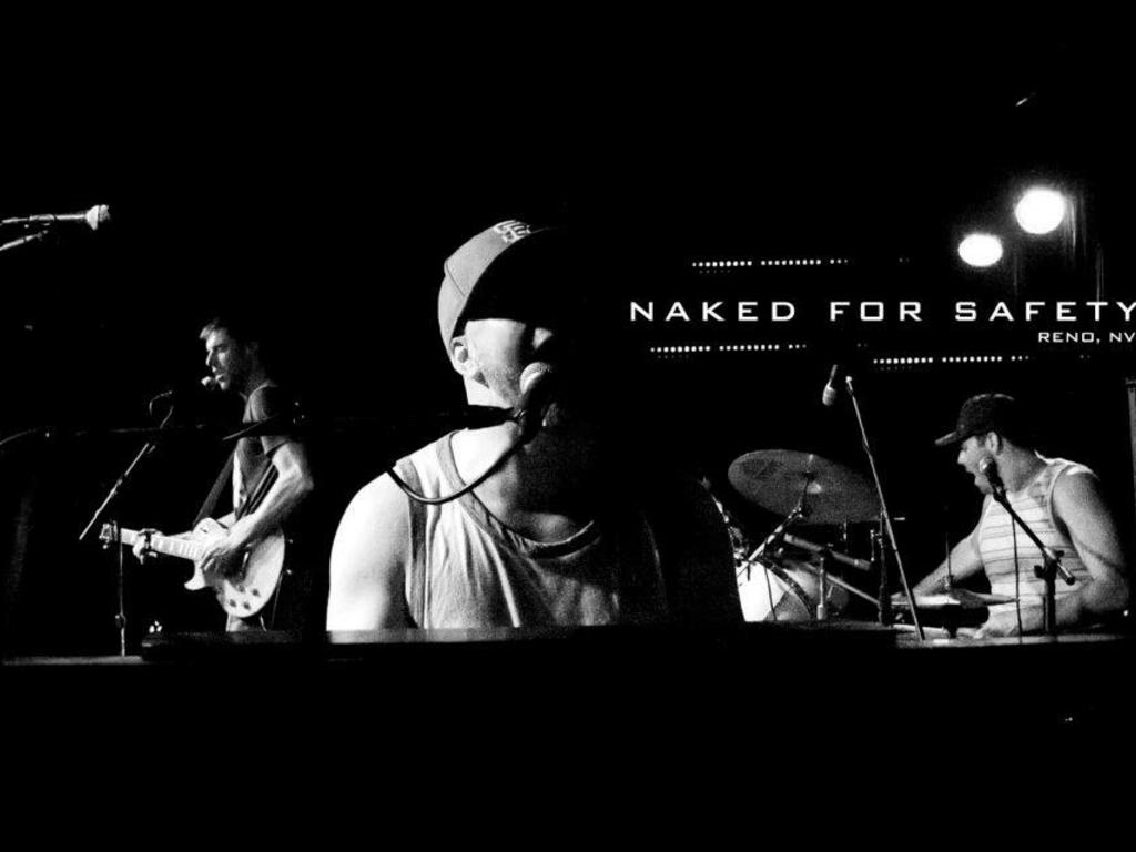 Naked for Safety's video poster