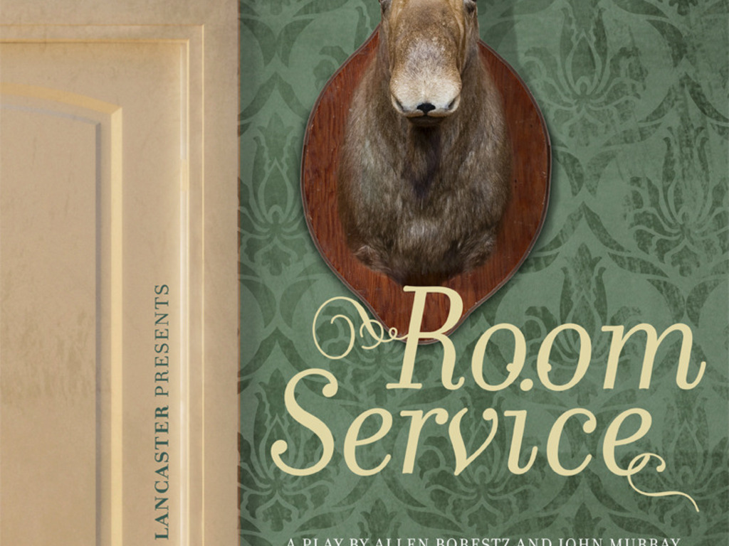 Works in the Park:  Room Service's video poster