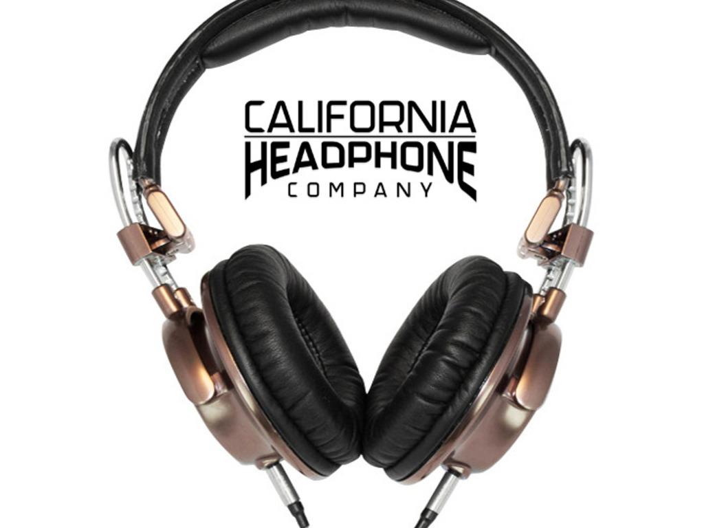 California Headphones - Premium Metal & Leather Design's video poster