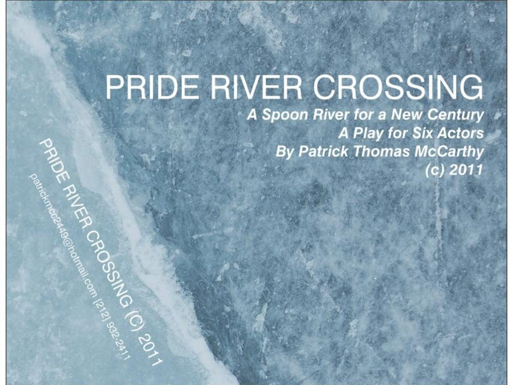 PRIDE RIVER CROSSING, FRESH FRUIT FESTIVAL, NYC's video poster