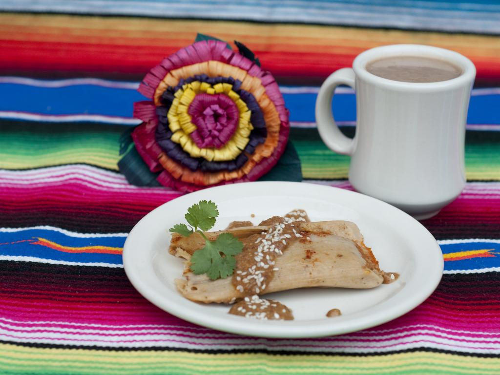 Tamales Los Mayas; Real Bay Area Street Food's video poster
