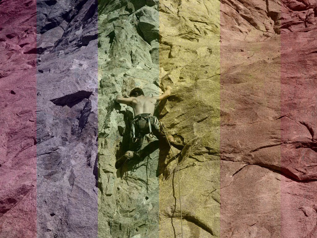 Climbing With Pride's video poster