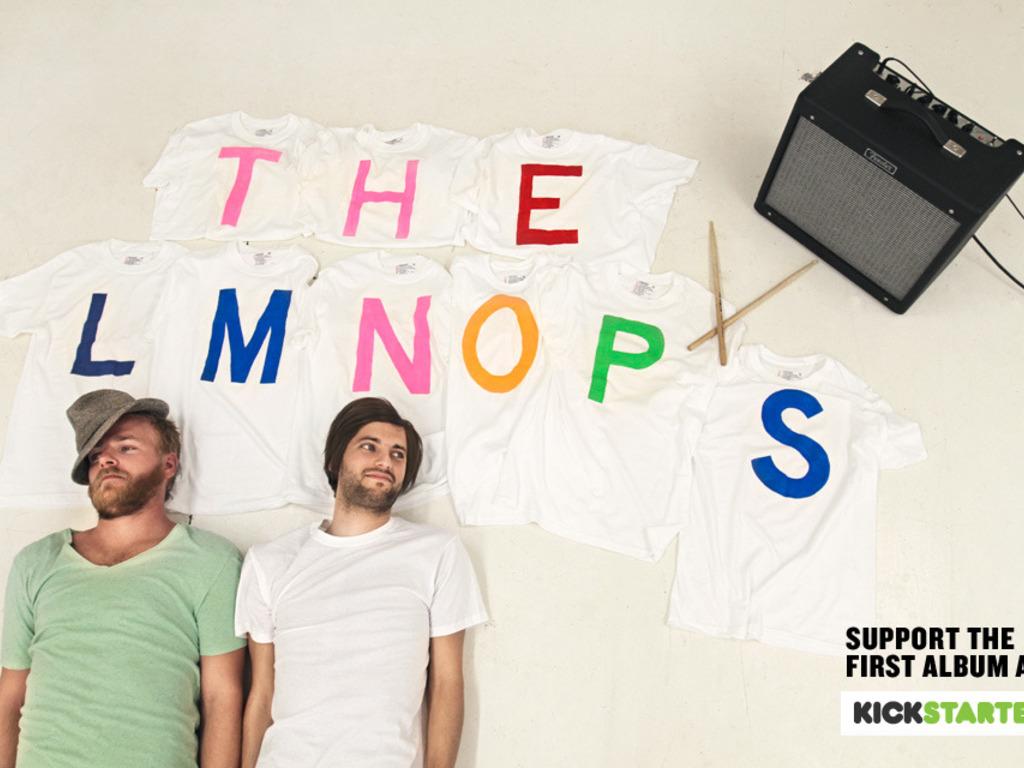 The LMNOPs : A kids album.'s video poster