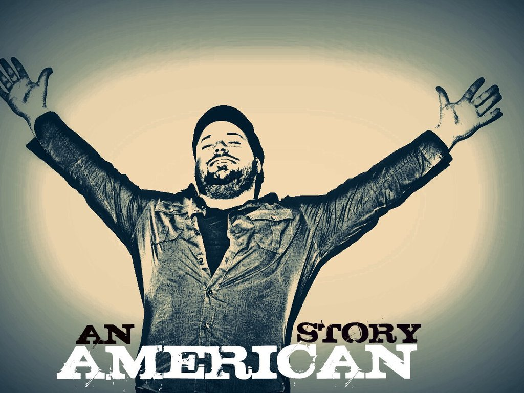 An American Story's video poster