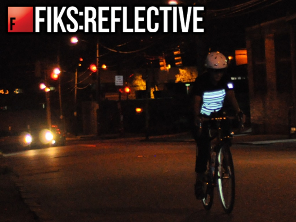 Fiks:Reflective Premium Reflective Clothing's video poster