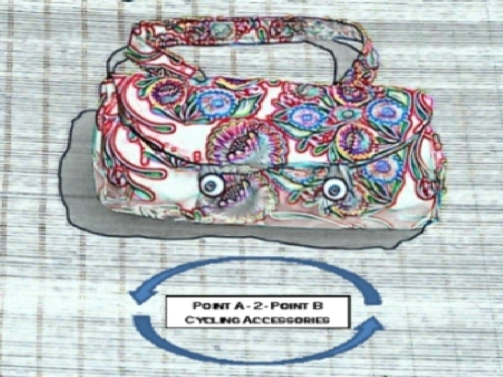 Cool Bike Purses to get you from Point A to Point B!'s video poster