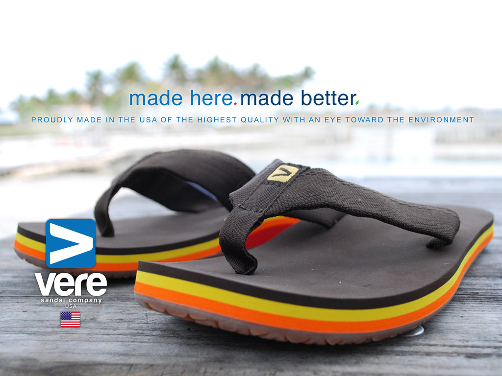Vere Sandal Company, USA - 2011 Collection's video poster
