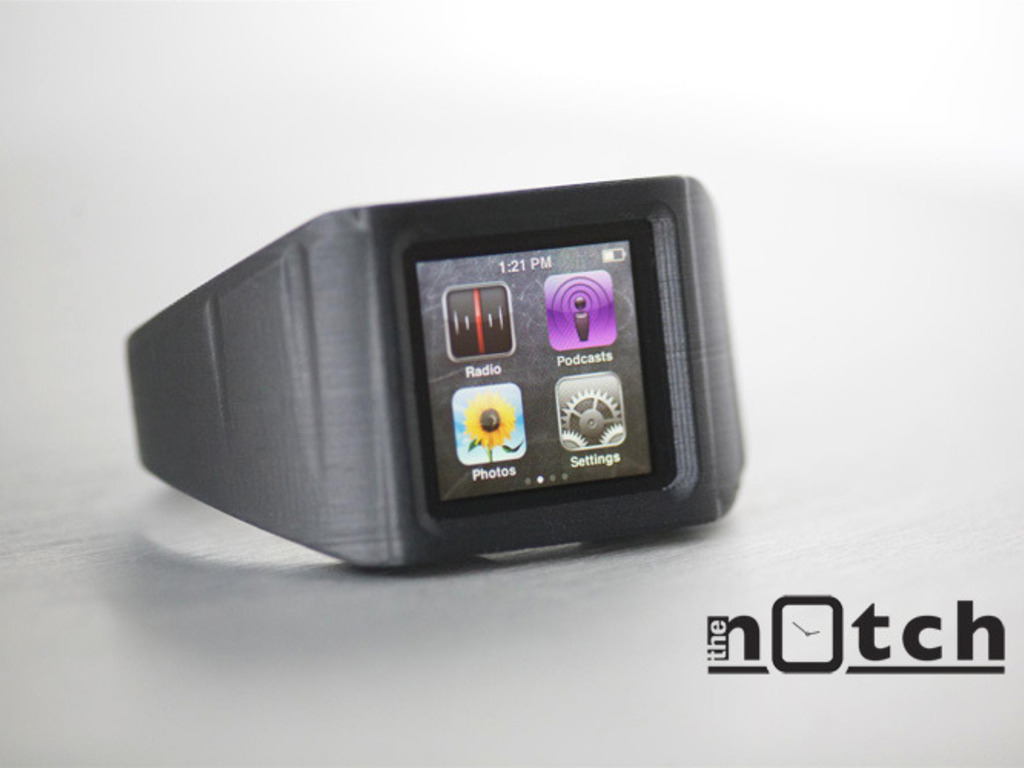 The Notch, Your iPod Nano Watch Conversion's video poster