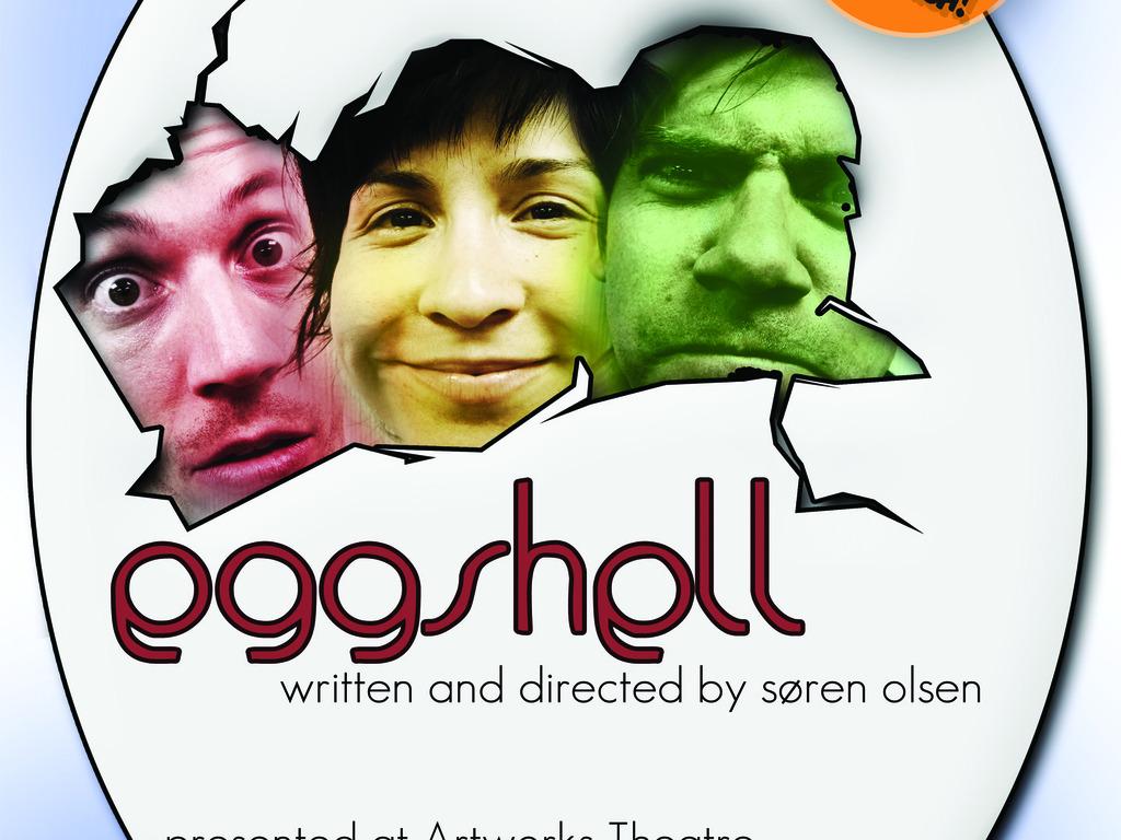 EGGSHELL's video poster