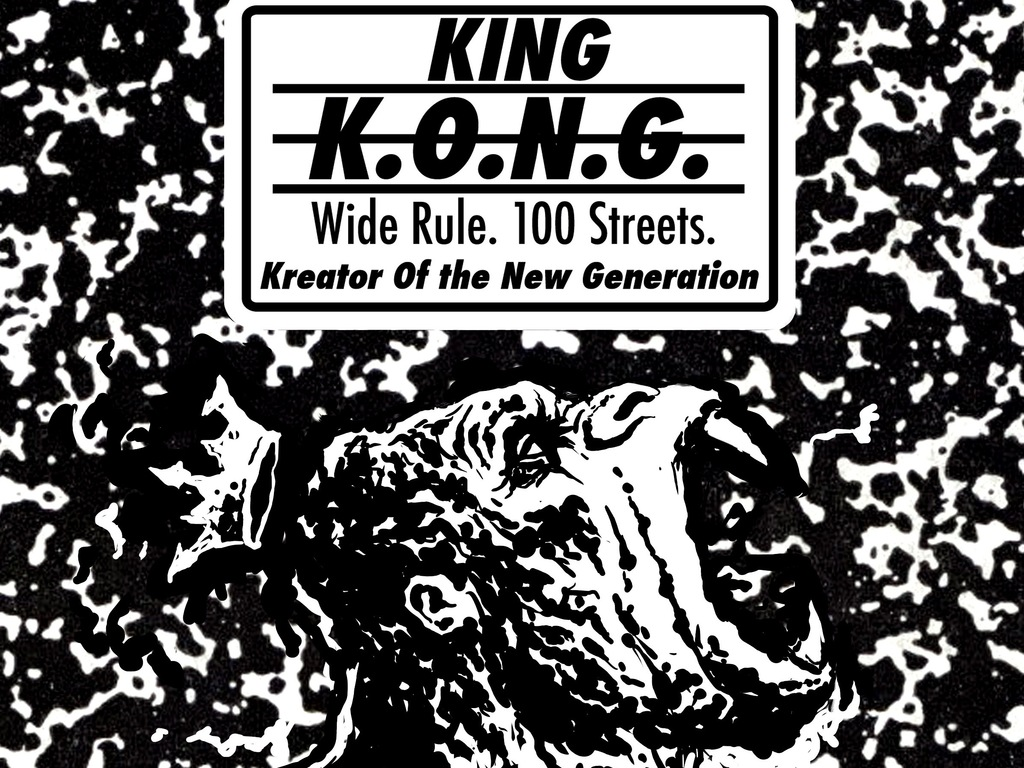 King K.O.N.G. Kreator Of the New Generation Mixtape's video poster
