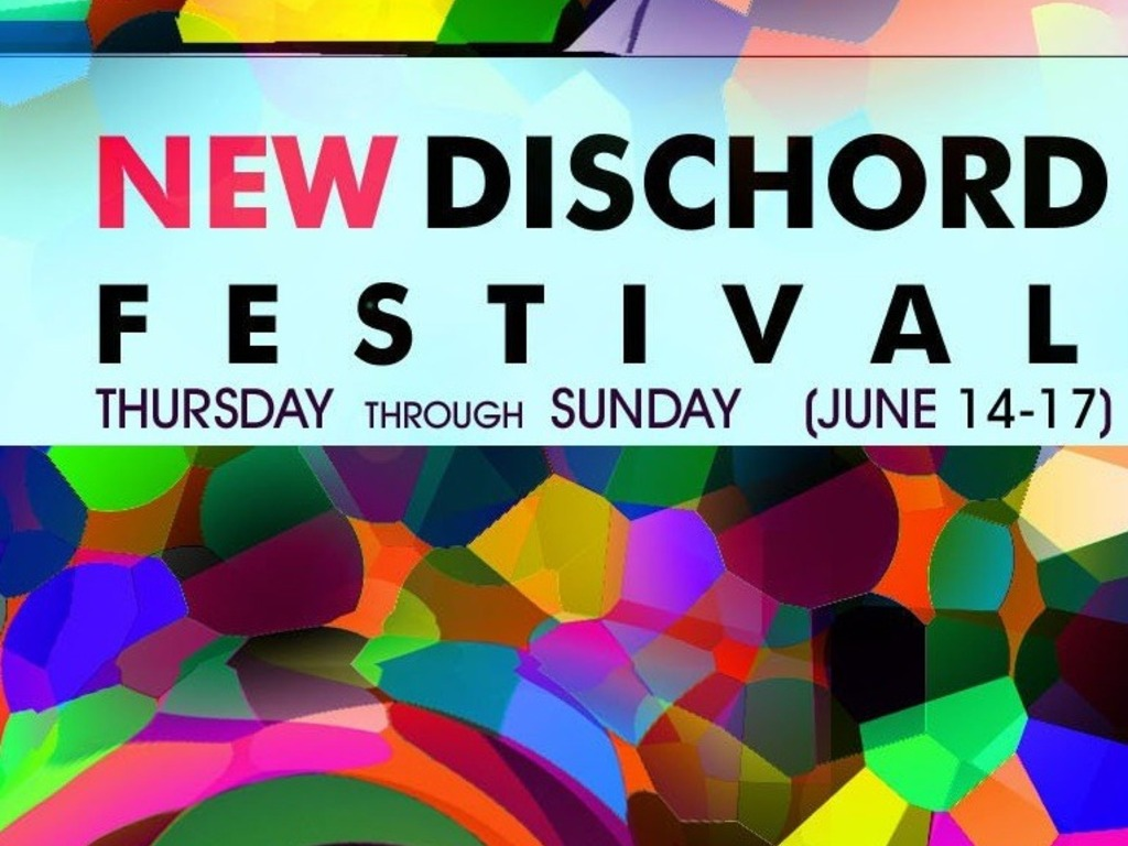 New Dischord Festival 2012's video poster