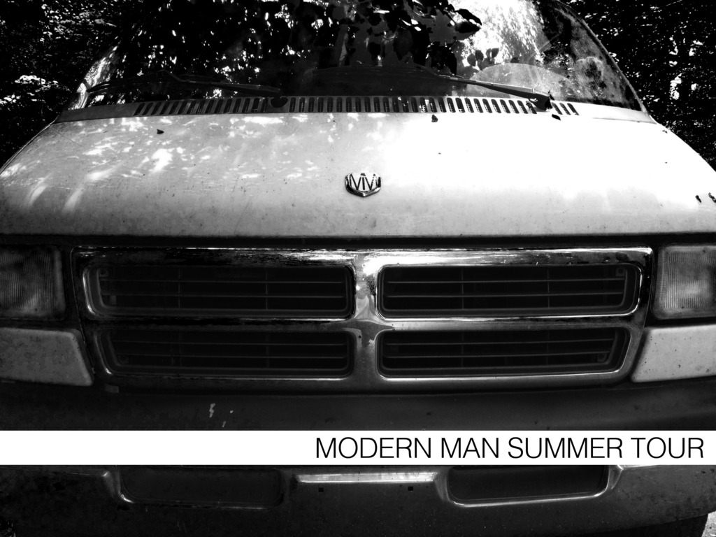 Modern Man Summer Tour's video poster