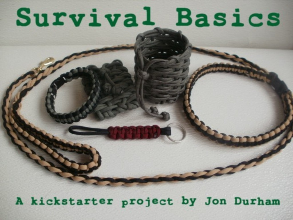 Survival Basics -  A Few Things You Need to Survive in Style's video poster