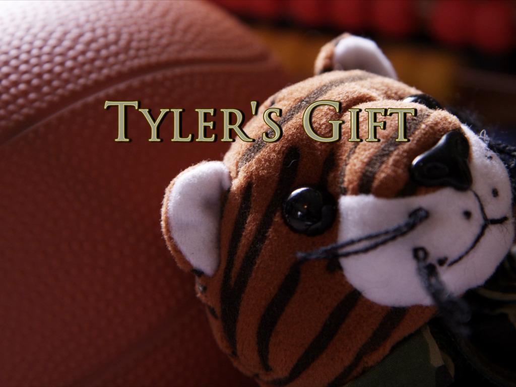 Tyler's Gift's video poster