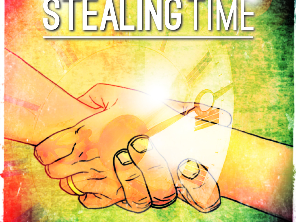 STEALING  TIME's video poster