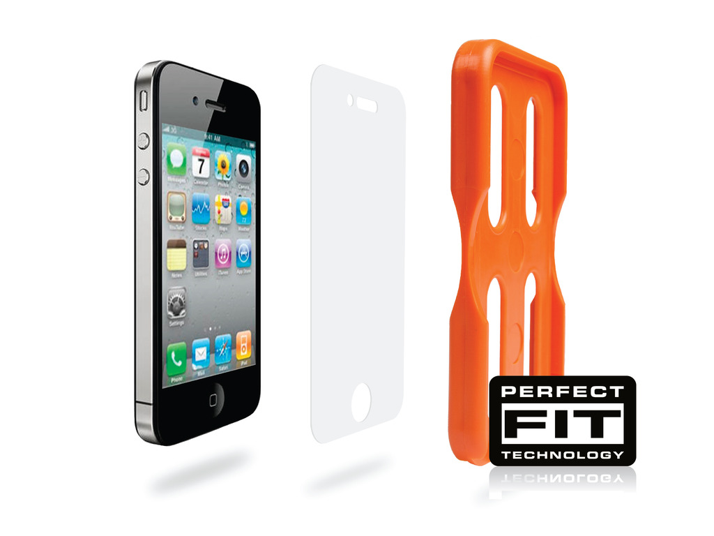 Kioky, Perfect Fit Applicator / iPhone Screen Protector's video poster