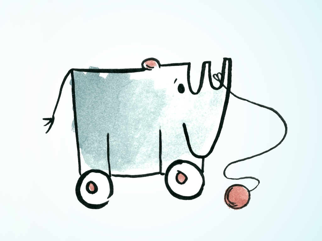 "Pre-order  ""The Toughskin Rhinoceros Wrangler Company"" Book's video poster"