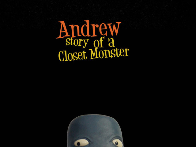 Andrew: Story of a Closet Monster's video poster