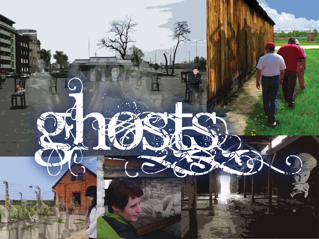 Ghosts Series Art Book's video poster