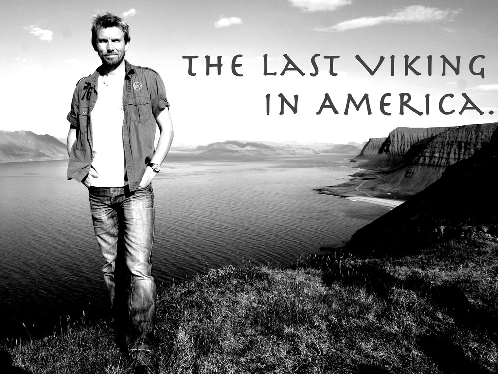 The Last Viking in America - a film project (Canceled)'s video poster