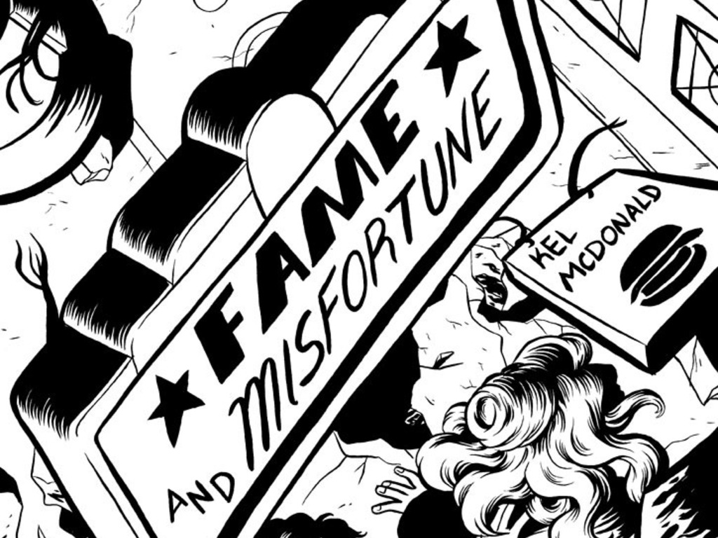Fame and Misfortune's video poster