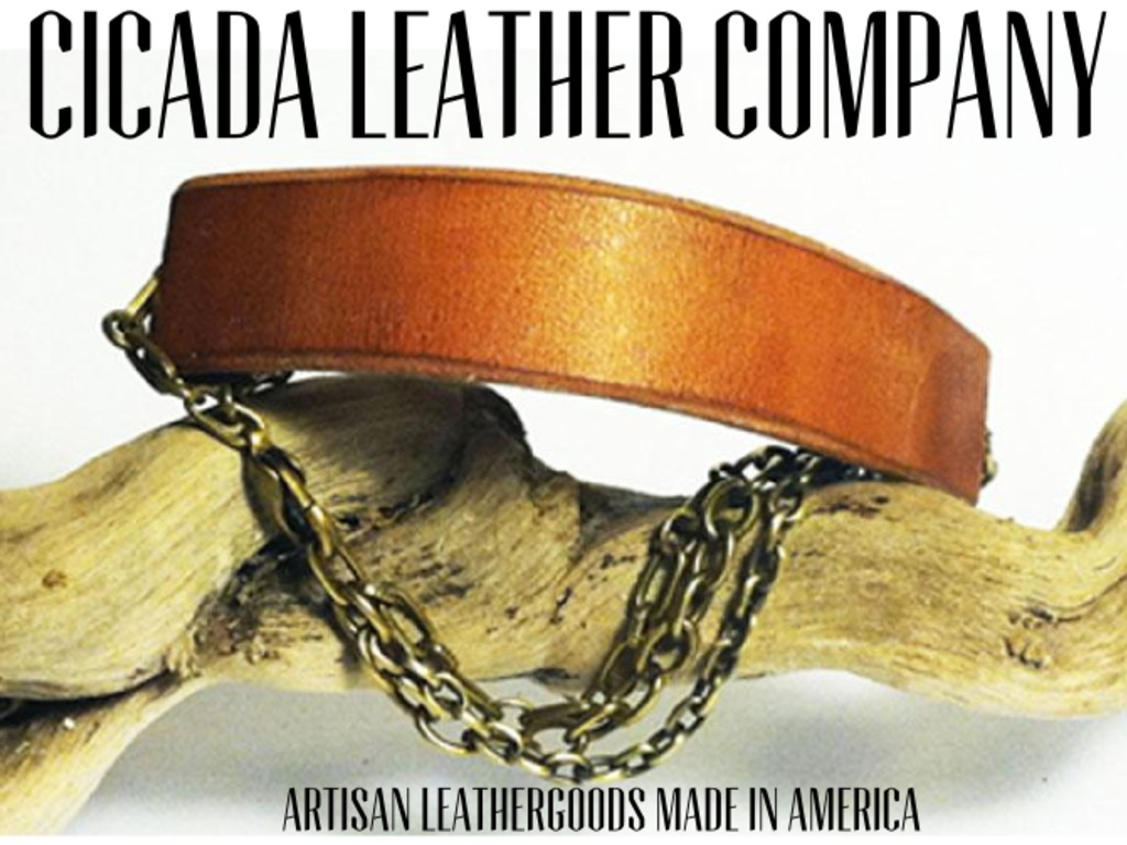 Cicada Leather Co. - Artisan Leathergoods Made in America's video poster