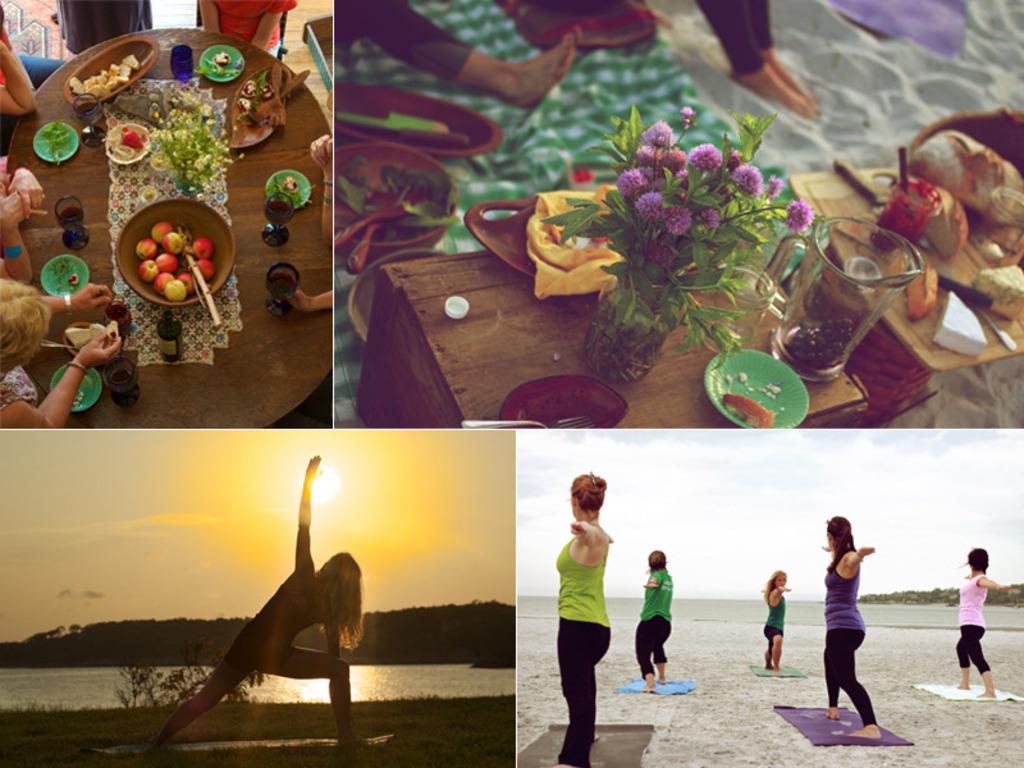 Feel Good. Food & Yoga's video poster