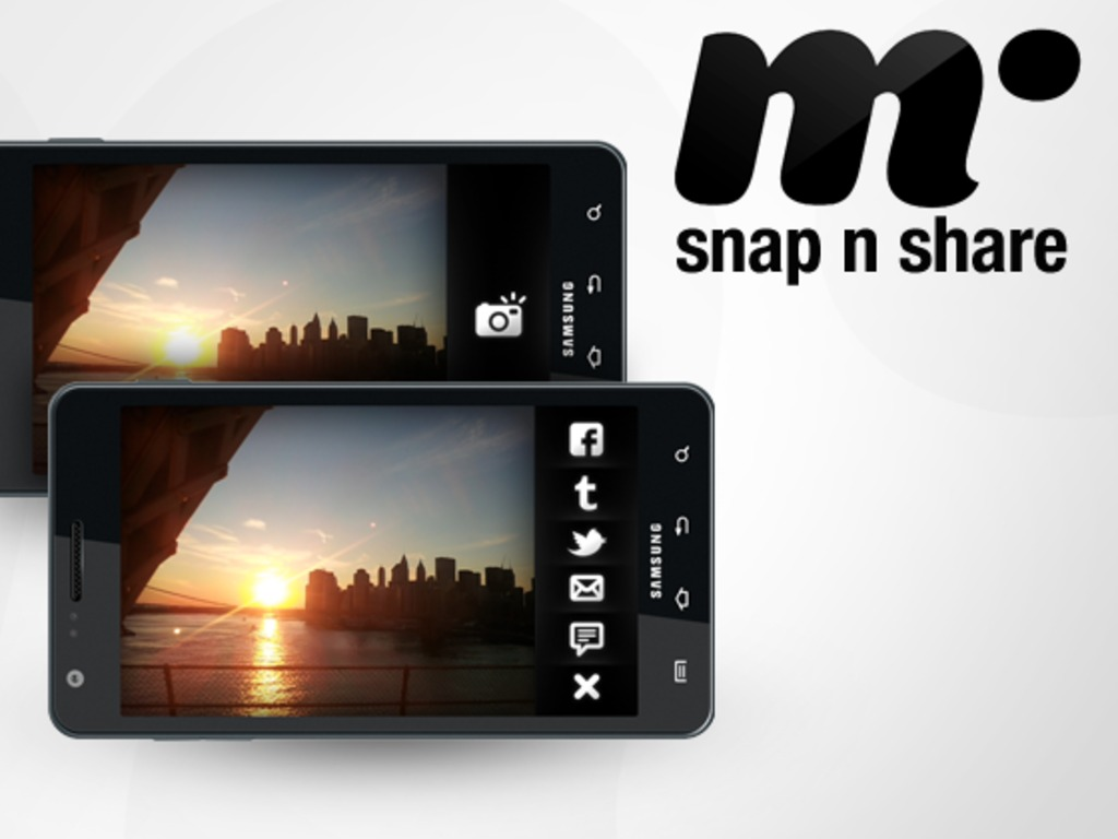 mrror - fastest photo sharing app's video poster