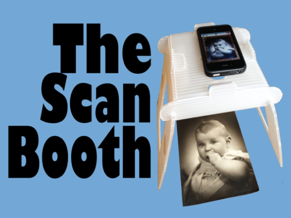 THE SCANBOOTH's video poster